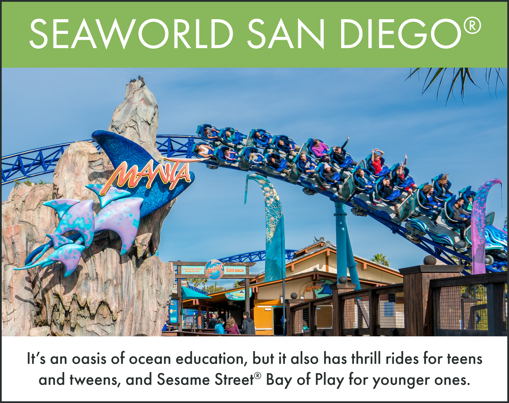 Top things to do in San Diego: SeaWorld San Diego