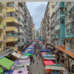 A list of the best Hong Kong shopping including markets, luxury malls, boutiques, outlets, stores, and shopping streets I visit regularly.