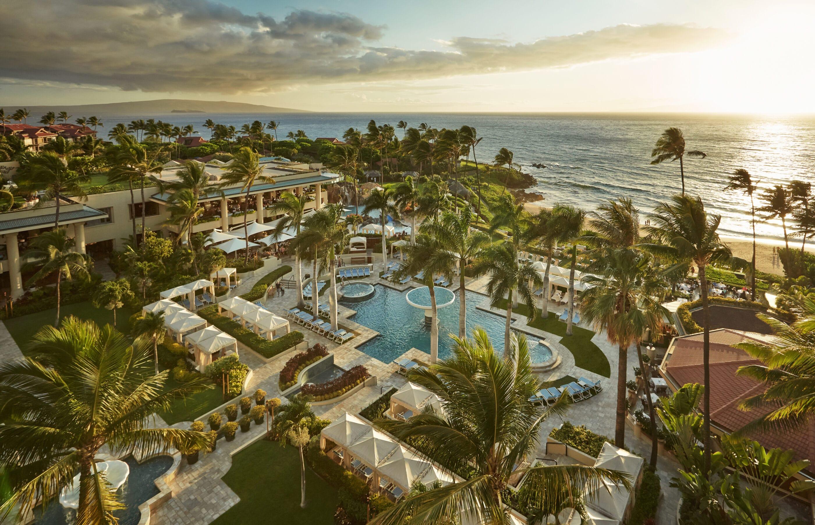 Best Maui Hawaii Hotels: Four Seasons Resort Maui at Wailea