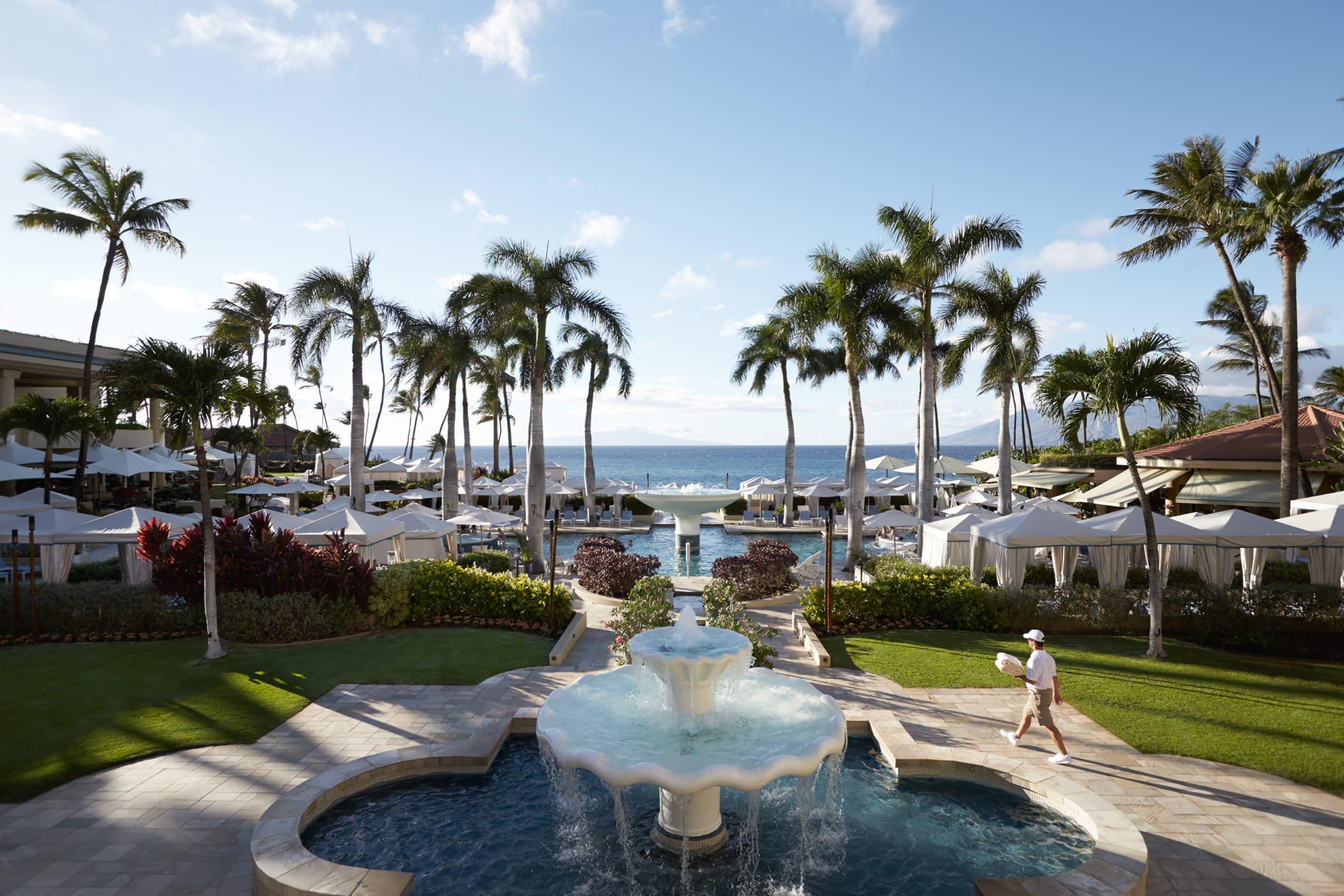 Maui Hawaii Hotels: Four Seasons Resort Maui at Wailea
