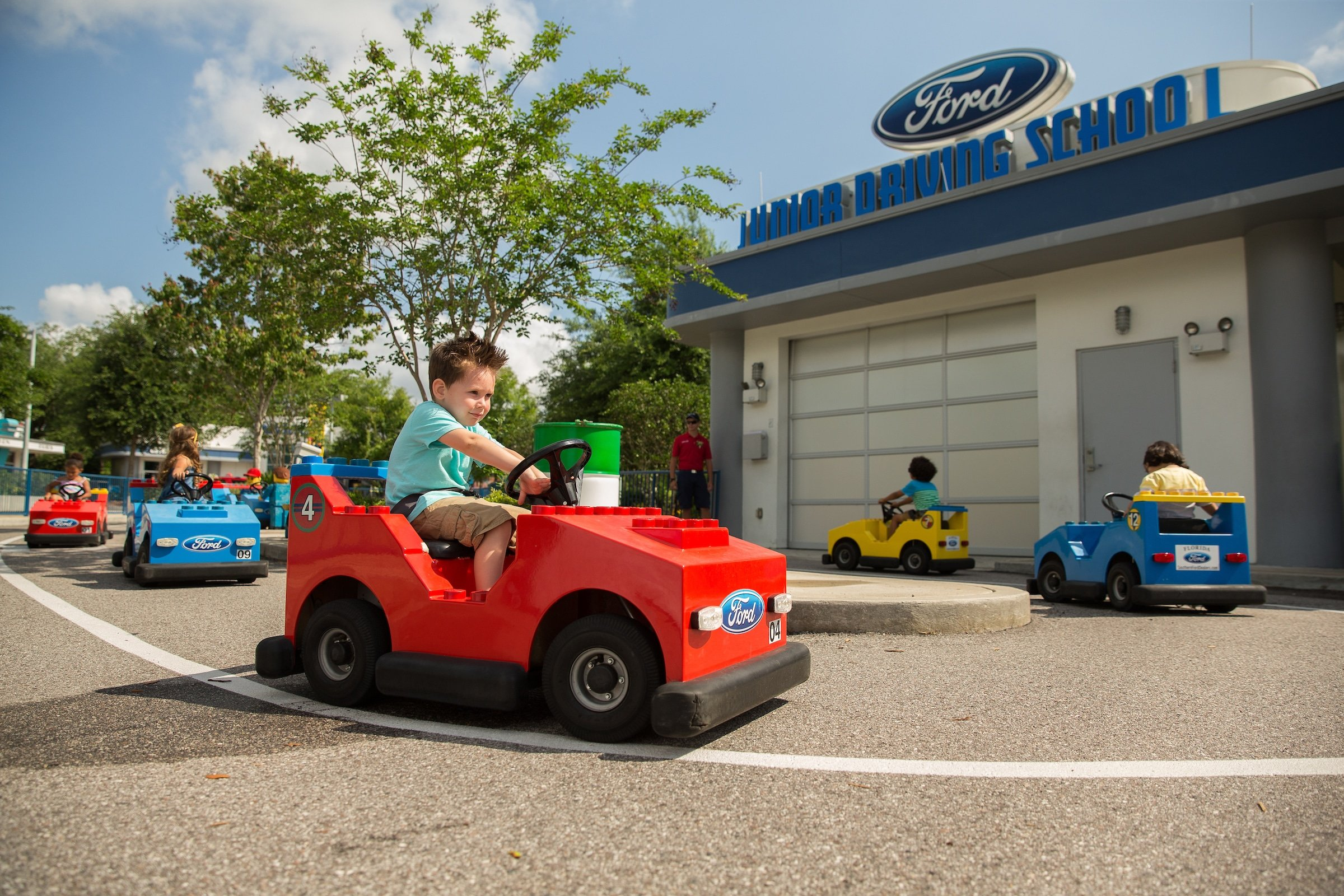 Discount LEGOLAND Florida Tickets: Driving School