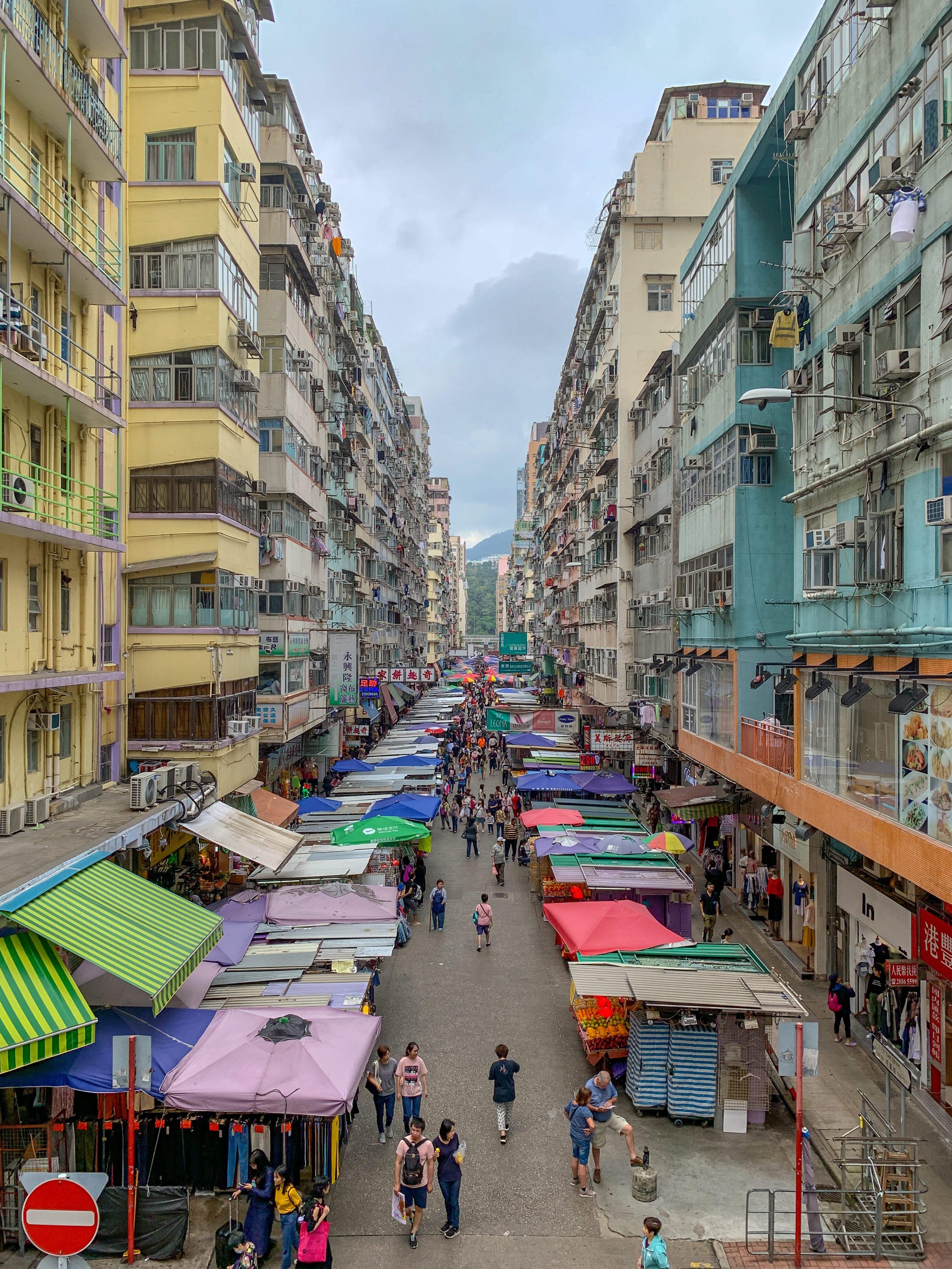 Best Hong Kong shopping: Fa Yuen Street in Mongkok