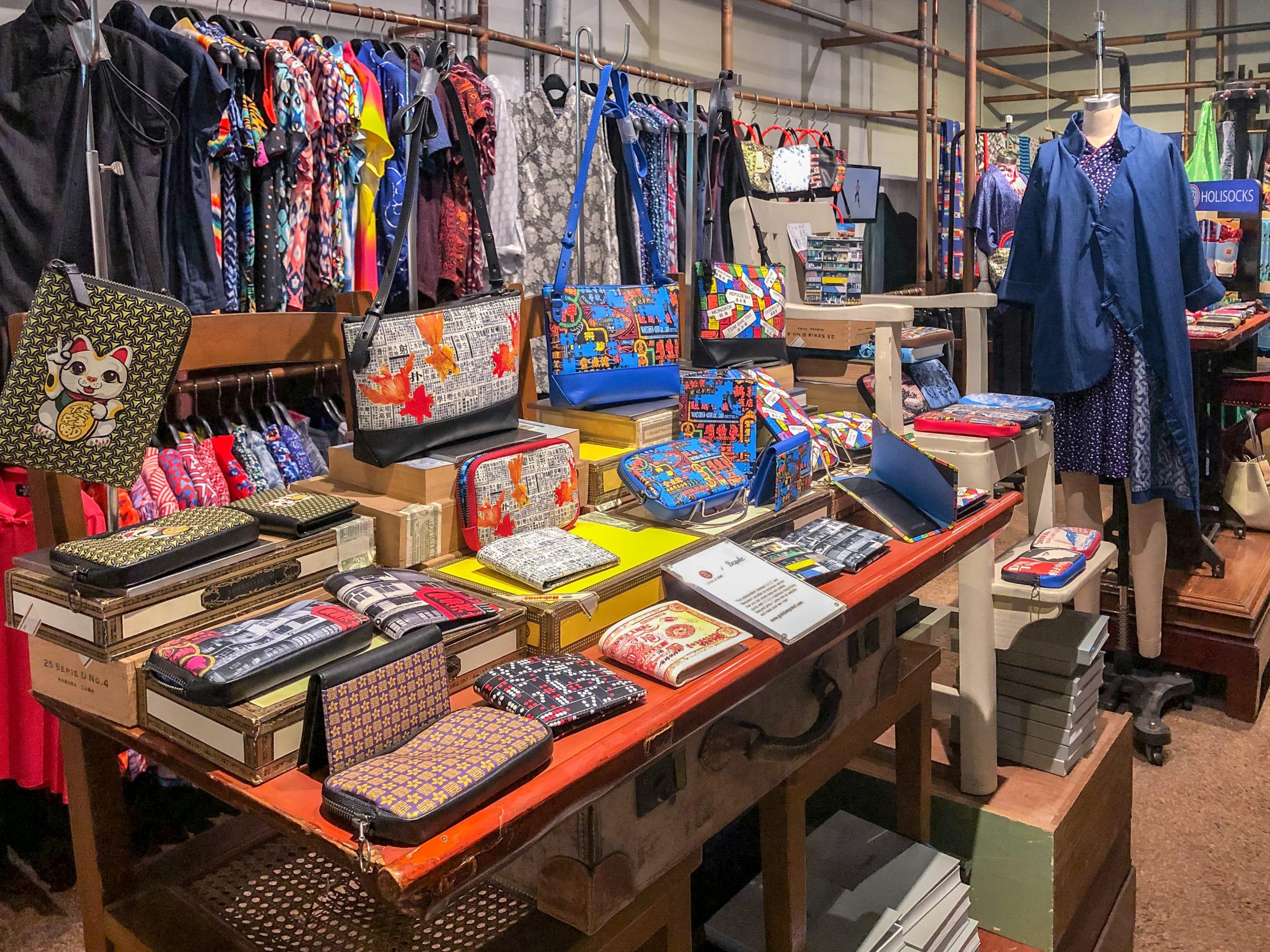 Hong Kong Shopping: Goods of Desire (GOD)
