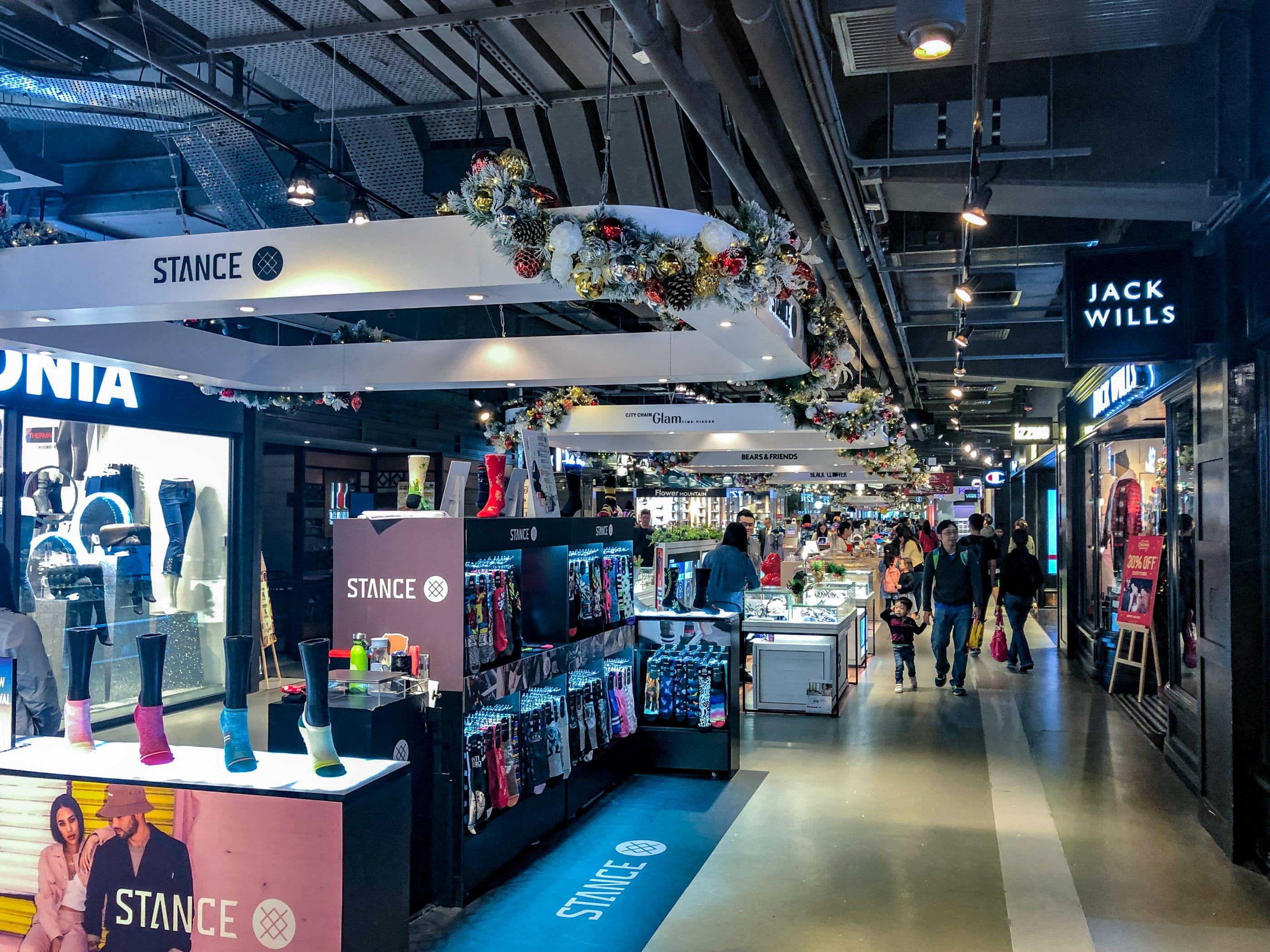 Where To Go Shopping In Hong Kong La Jolla Mom