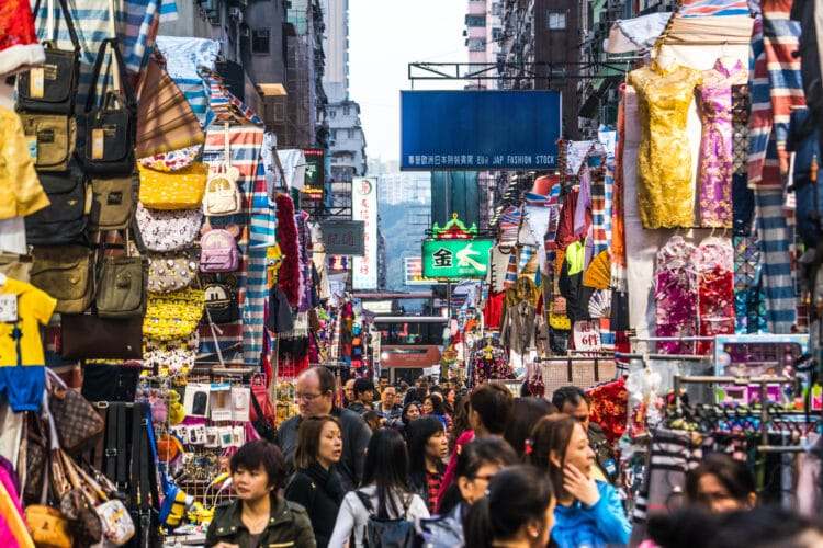Where to Go Shopping in Hong Kong