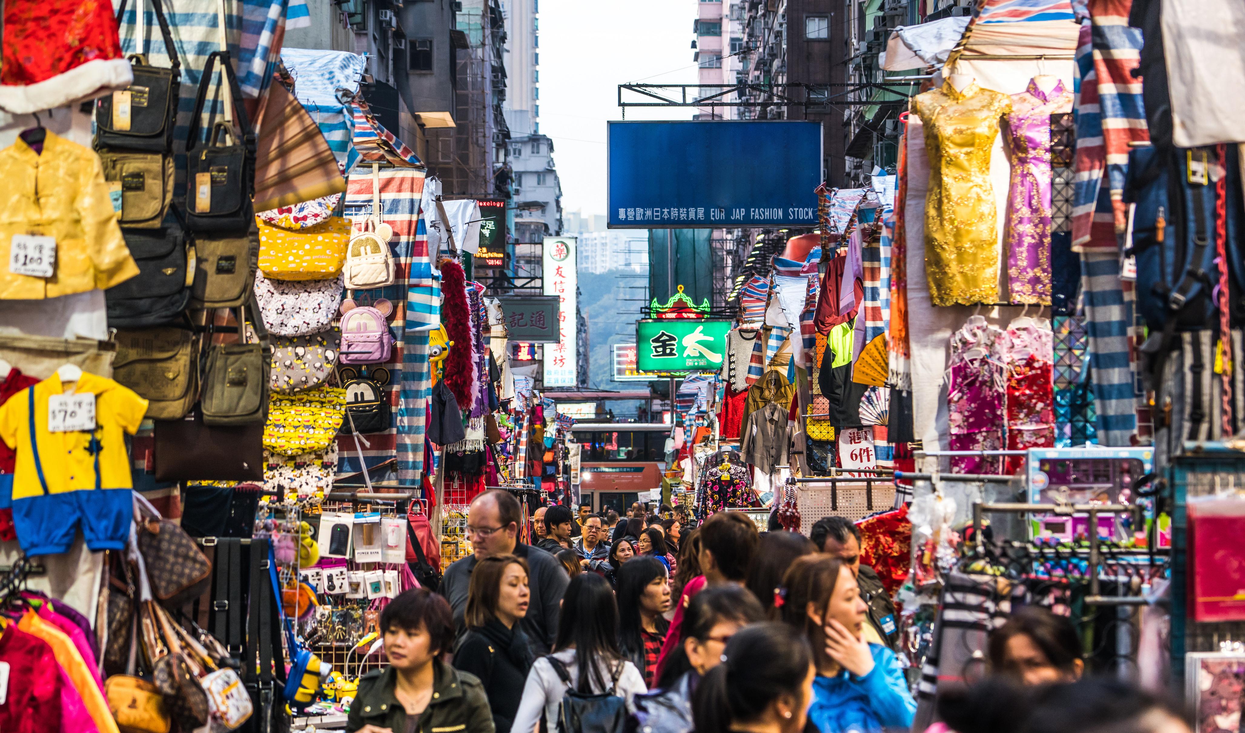 Where to Go Shopping in Hong Kong