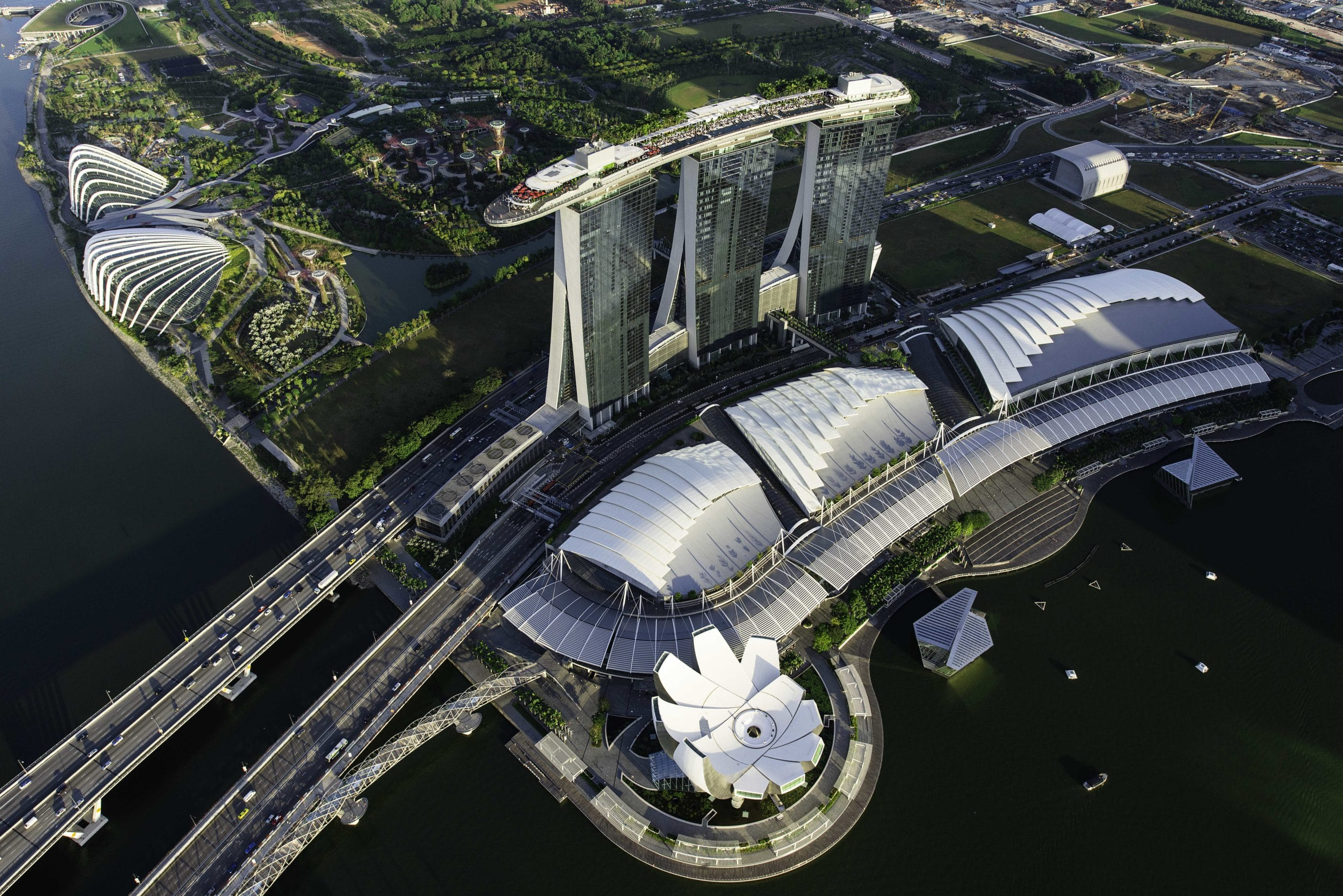 Things to do in Singapore: Marina Bay Sands Skypark