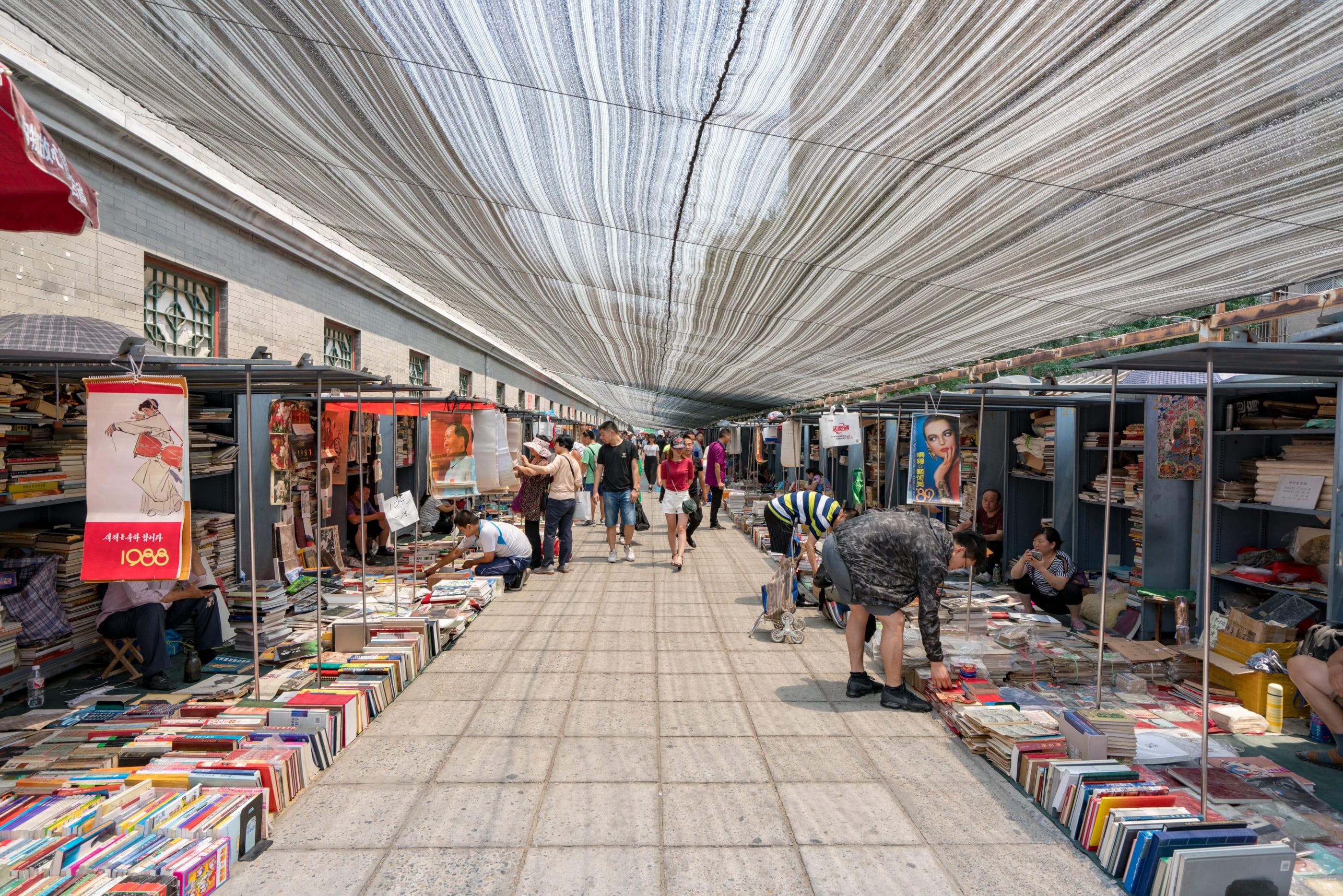 Things to do in Beijing: Panjiayuan Antiques Market