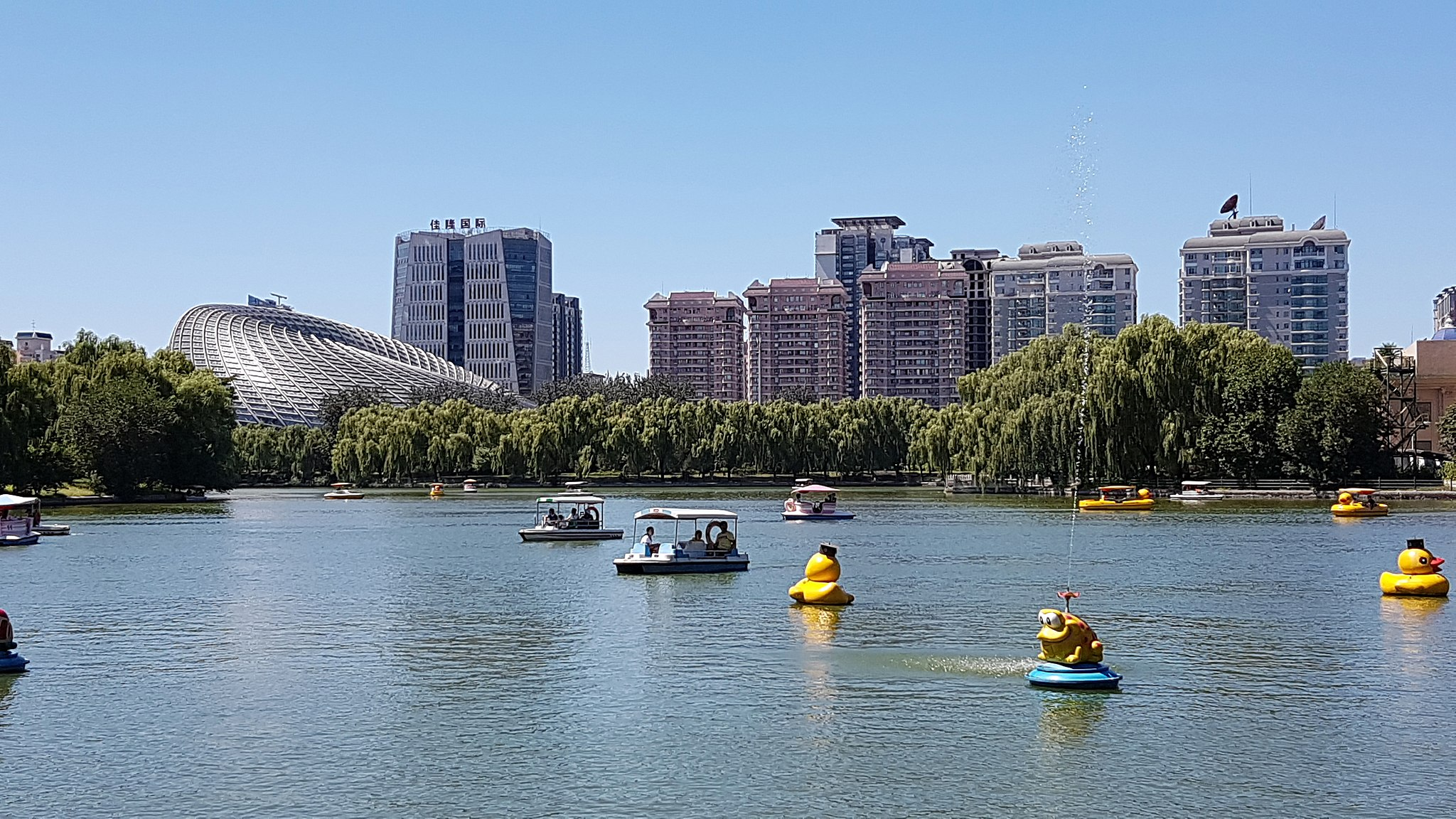 Things to do in Beijing: Chaoyang Park