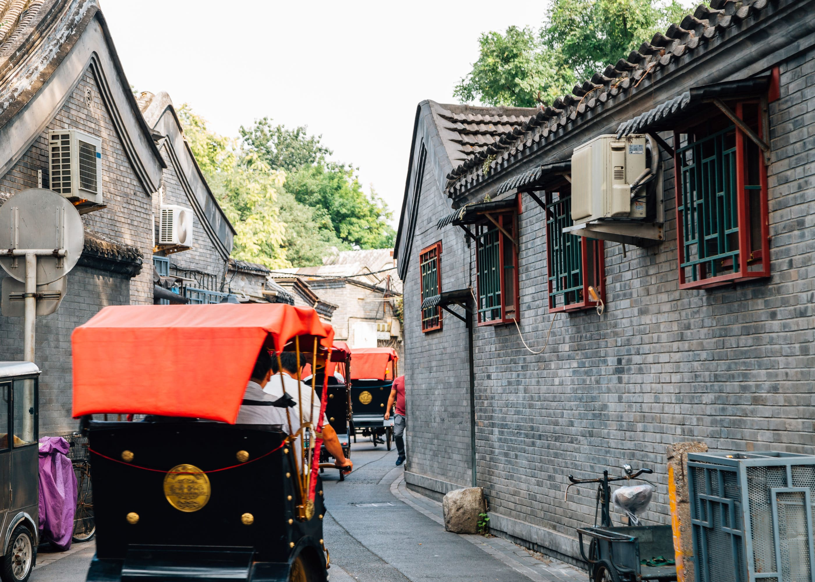 Things to do in Beijing: Visit the Hutongs
