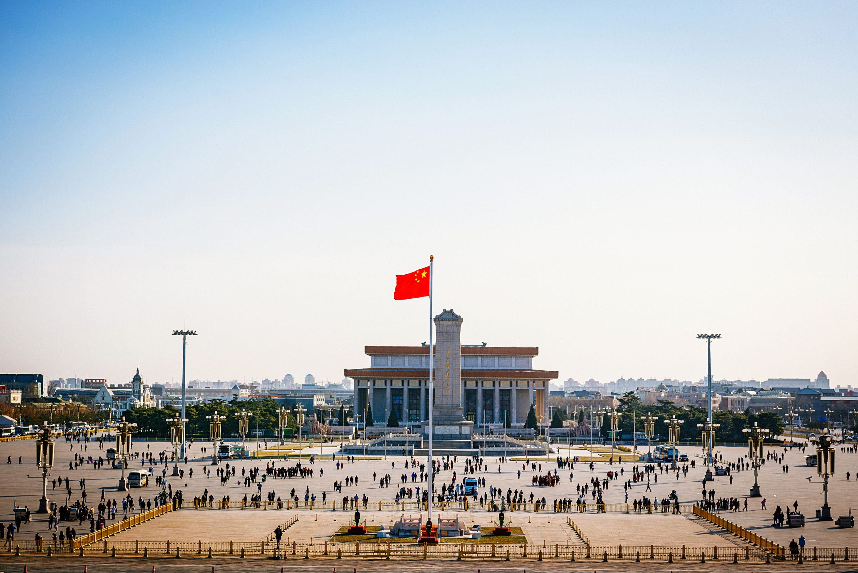 Things to do in Beijing: Tiananmen Square