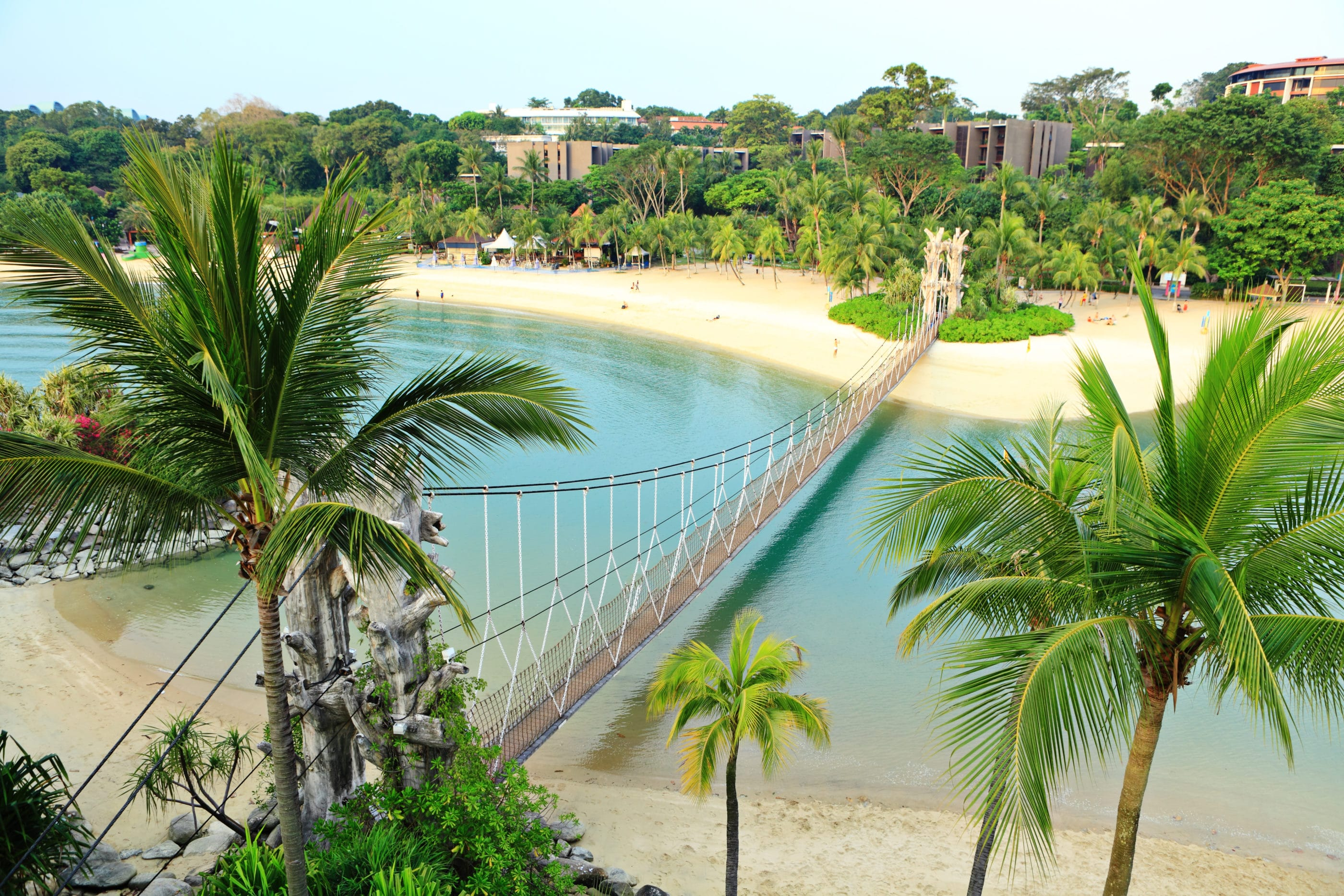 Things to do in Singapore: Sentosa Island