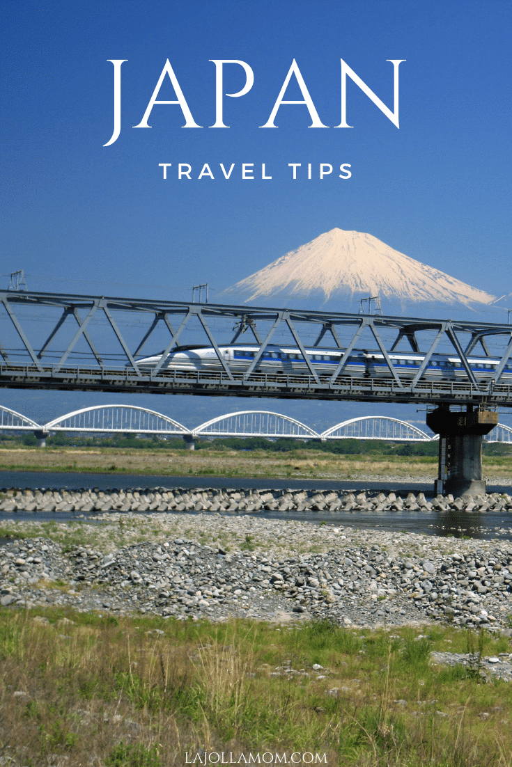Japan travel tips to help make your vacation more relaxed.