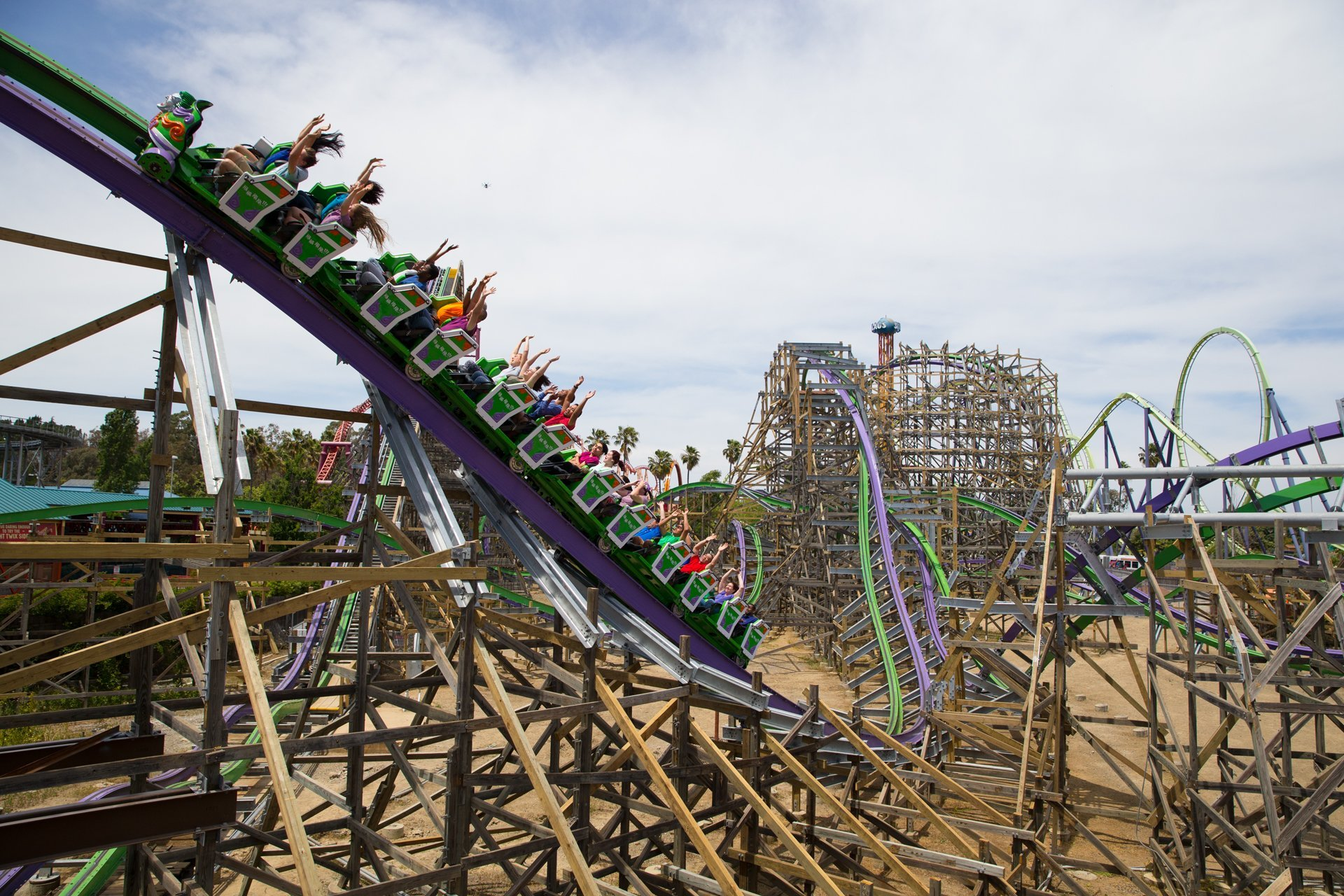 How to Buy Discount Six Flags Discovery Kingdom Tickets - La