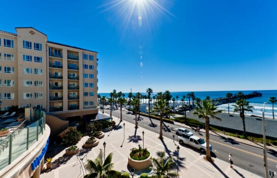 Best Hotels in Oceanside, California