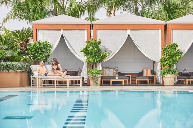 Four Seasons Hotel Los Angeles at Beverly Hills: Review & VIP Rates