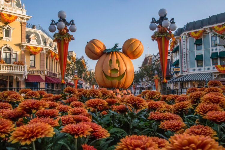 A Halloween Guide to Southern California Theme Parks