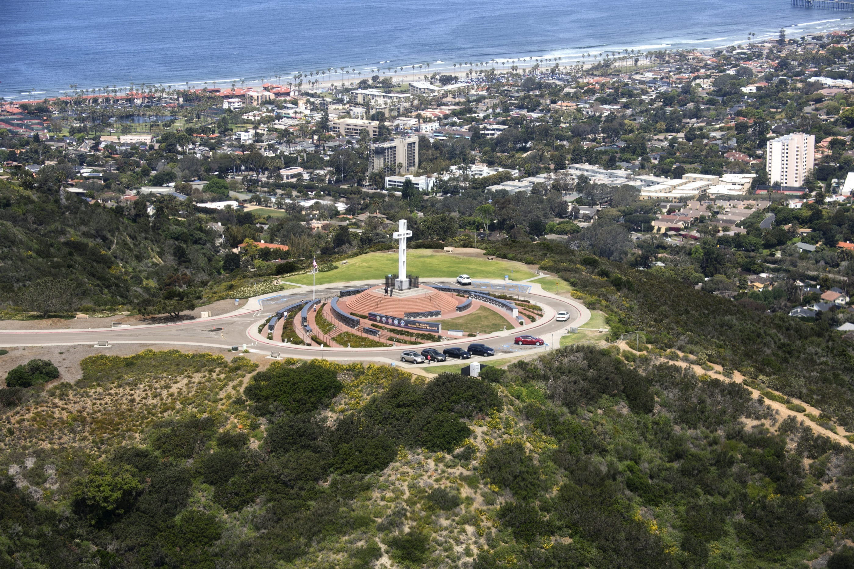 I live on Mount Soledad in La Jolla. Learn about the cross, veterans memorial, things to do nearby, directions, history, and much more.