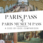 Review of the Paris Pass versus Paris Museum Pass. How to use and participating attractions so you can decide which sightseeing pass is best.