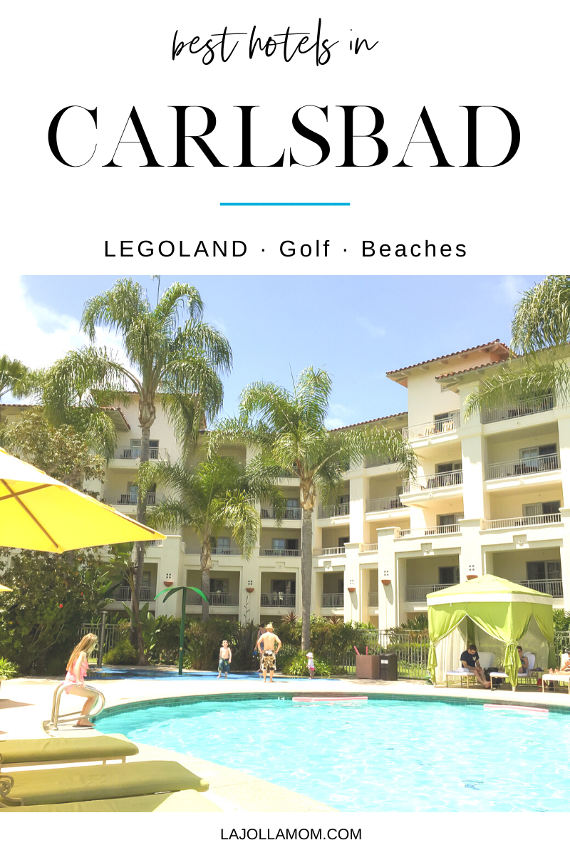 Find the best hotels in Carlsbad that are near the beach, next to LEGOLAND and best for golf including some of San Diego's best luxury hotels.