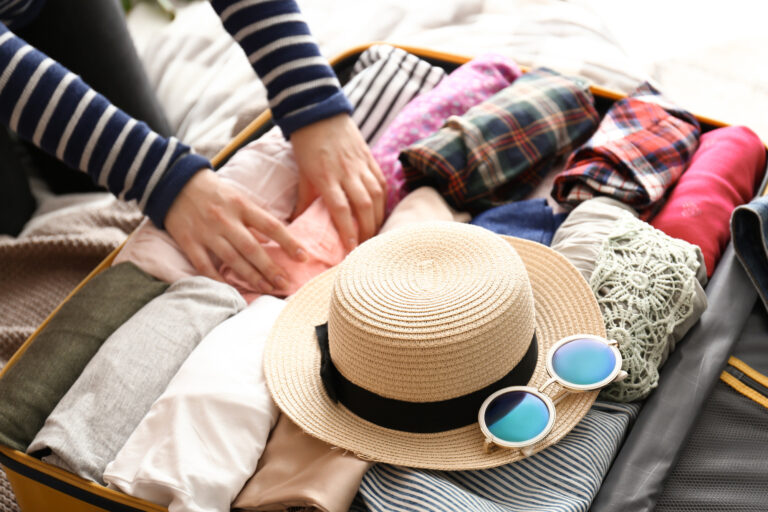 20 Suitcase Packing Hacks for the Next Time You Travel