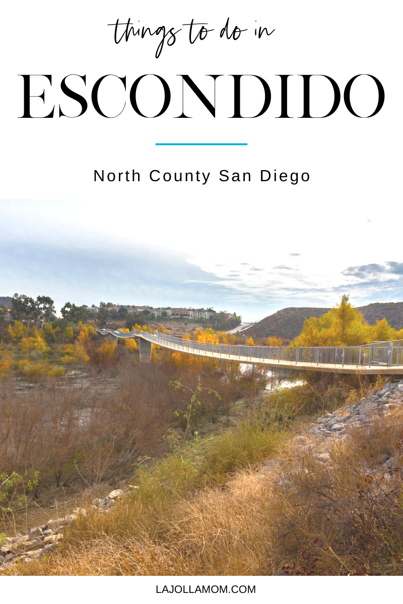 There are enough fun things to do in Escondido, California that the area deserves its own guide. You'll find wineries, craft breweries, history, arts and culture scene, archeological sites, and plenty of outdoor activities.