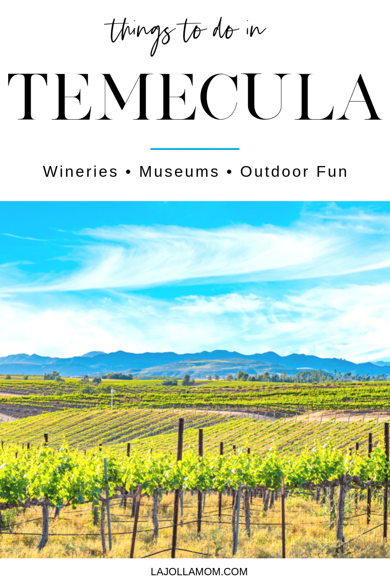Find the best things to do in Temecula, California about an hour away from San Diego including fabulous local wineries, live music venues, hiking, family attractions and more.