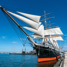 10 Things to Do at the Maritime Museum of San Diego