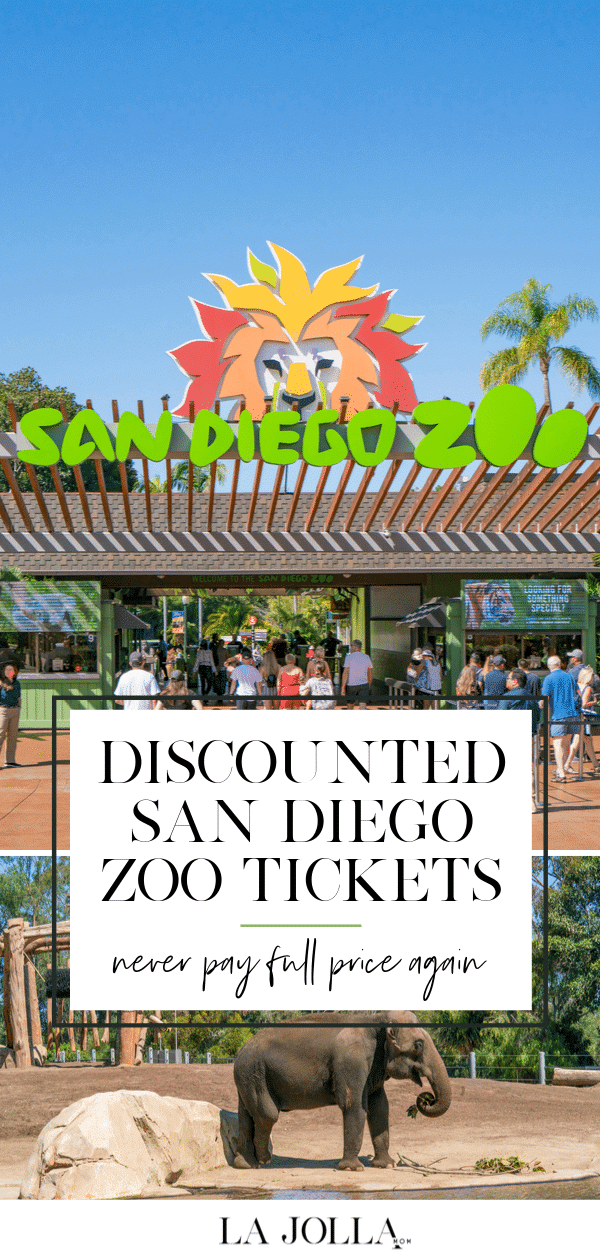 How To Buy Discount San Diego Zoo Tickets Top 15 Ways 2020 La Jolla Mom