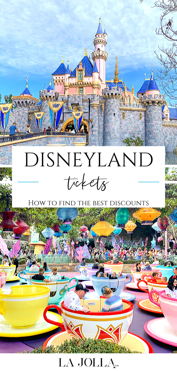 Find reliable ways for anyone to buy discount Disneyland tickets for entry to California theme parks: Disneyland Park and Disney California Adventure.