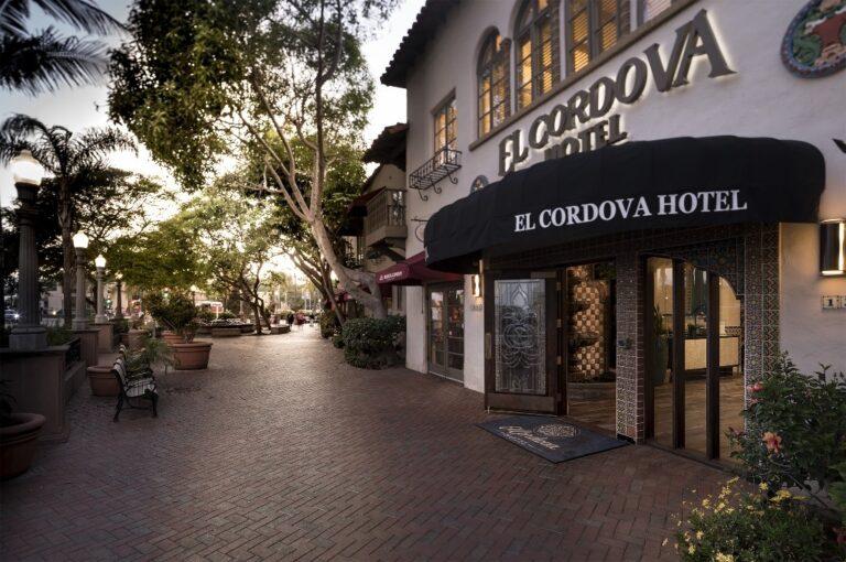 El Cordova Hotel in Coronado