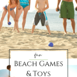 A list of fun beach games for kids and adults to elevate a day on the sand.