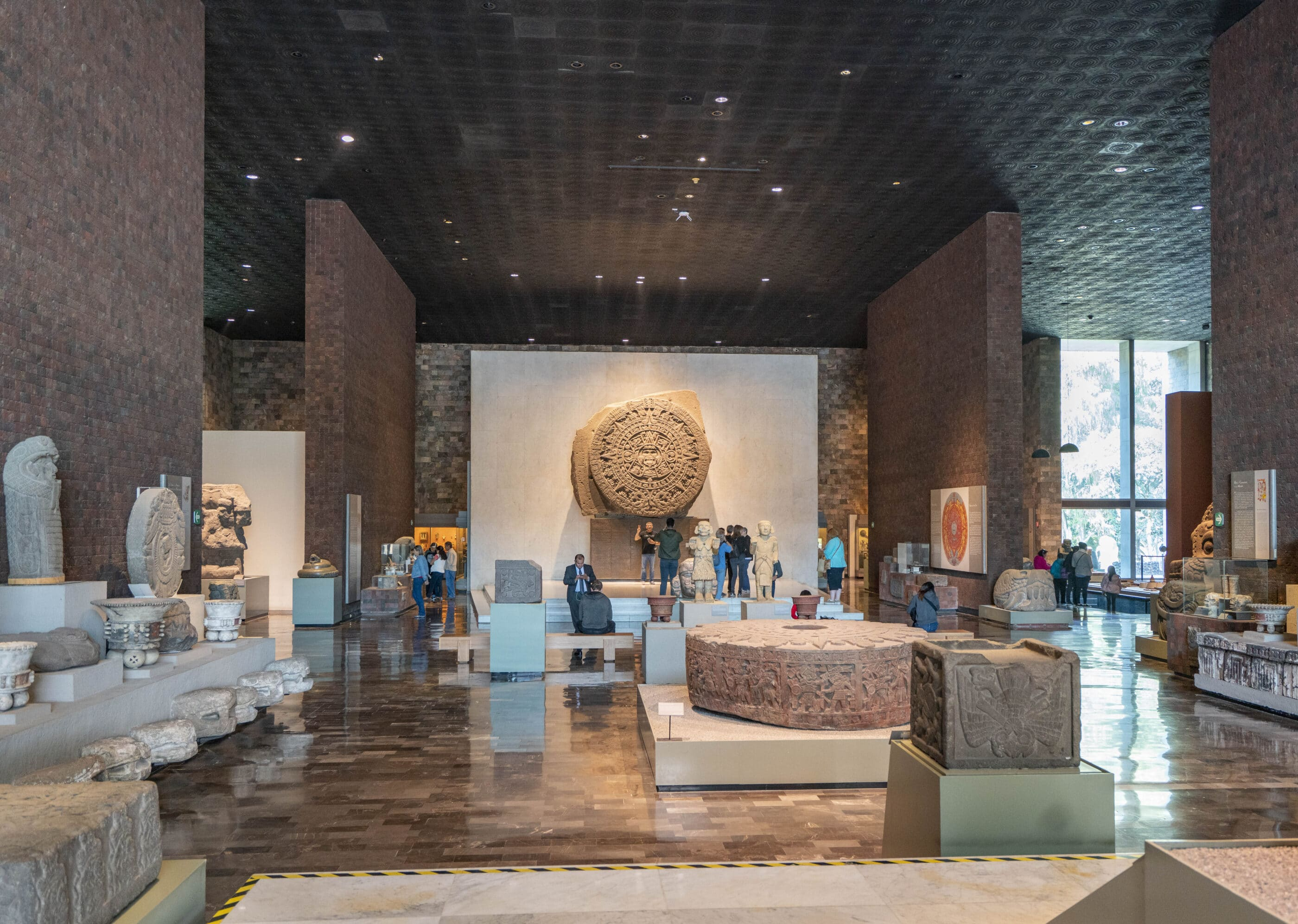 What to see at the National Museum of Anthropology in Mexico City