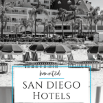 Our haunted hotels in San Diego are among the most historic. You can and should still book them for fantastic stays, ghosts or not. These are their stories.