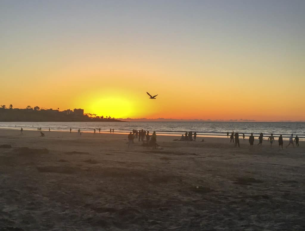 This image has an empty alt attribute; its file name is la-jolla-shores-beach-sunset-1024x776.jpg