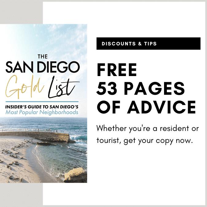 Free San Diego Guidebook Image