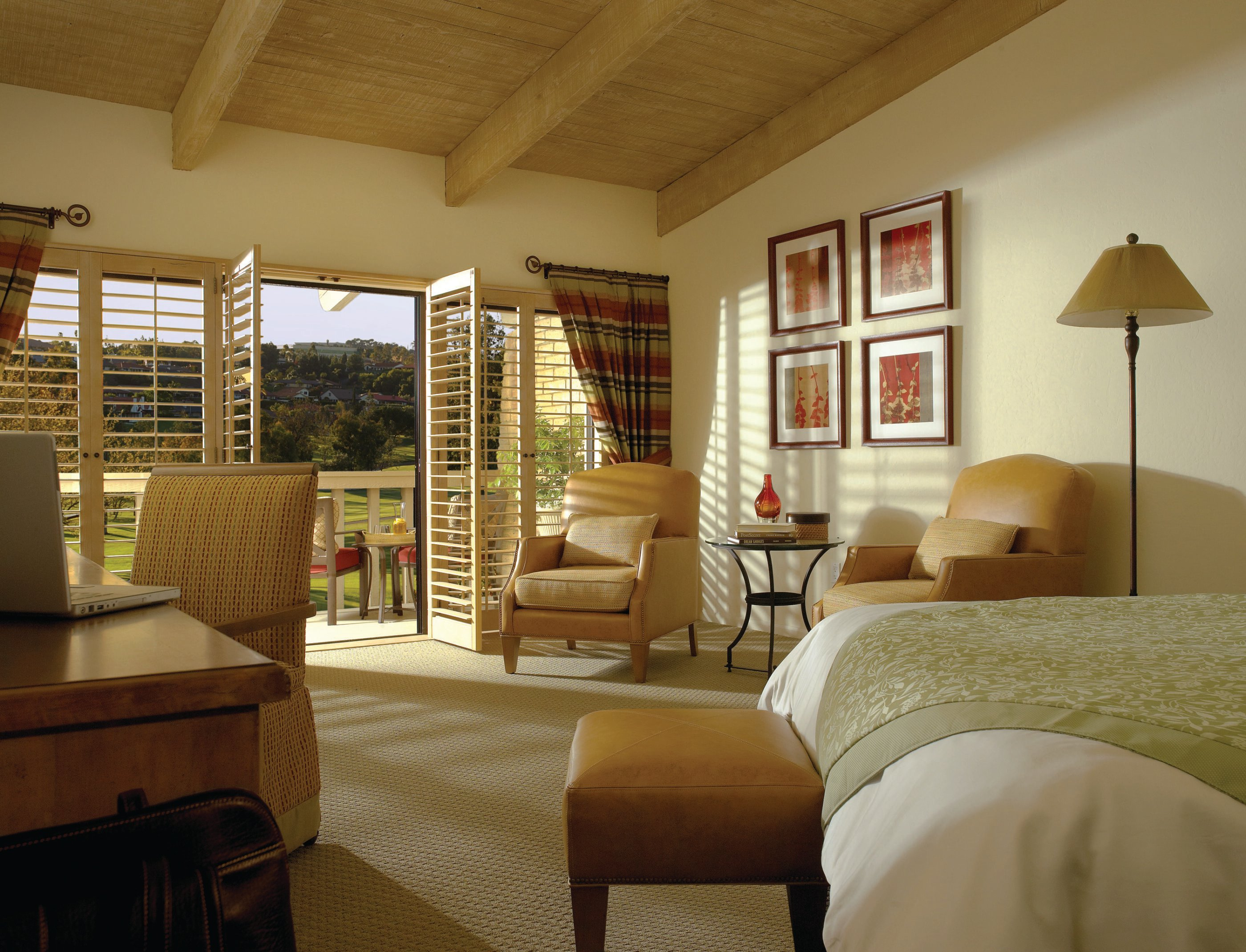Prado room at Rancho Bernardo Inn