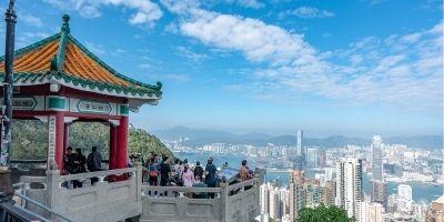 Lion's Pavilion Hong Kong