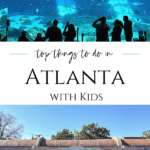 Find fun things to do with kids in Atlanta whether your family loves museums, outdoor adventures or parks on my curated list of activities here!