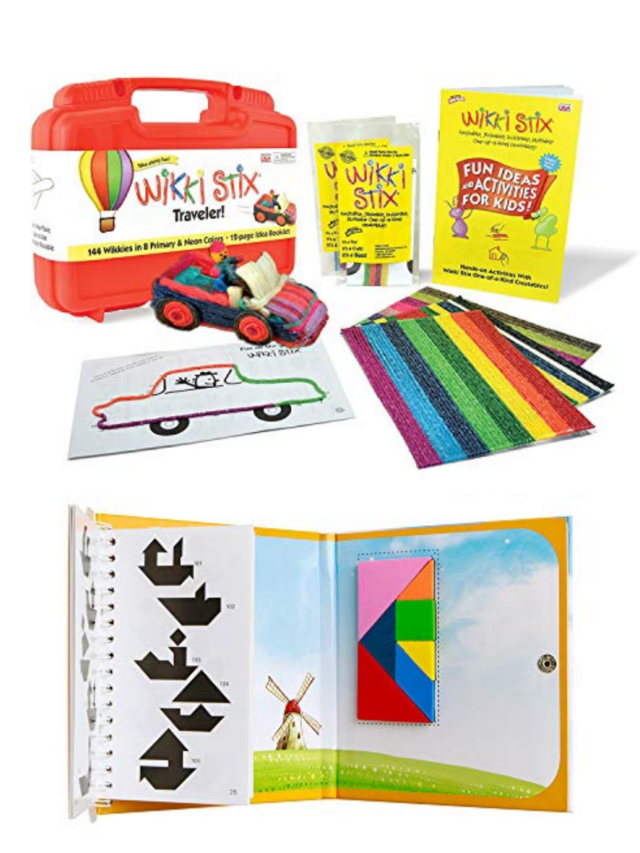 Best Travel Games for Kids Story